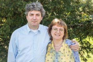 Jaczkovits Viktor és Márti