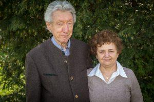 Lengyel István és Ágnes