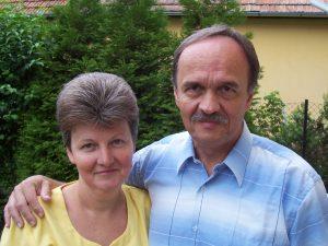 Komjáthy Károly és Éva