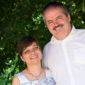 Selmeczi László és Ottilia